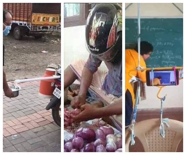 Indian 'jugaad' at its best: Check these posts to see 'Desi Jugaads' by Indian minds
