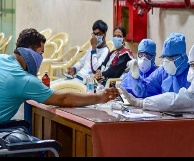Amid surge in cases, Karnataka govt revises COVID -19 testing rates