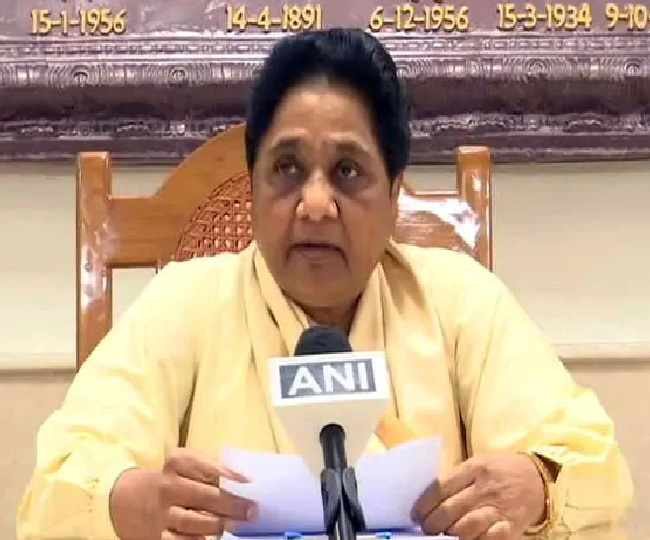 BSP chief Mayawati demands President's rule in Rajasthan amid political instability