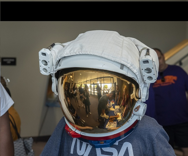 Living with a NASA 'astronaut helmet' for two decades and counting, Moroccan girl braves rare skin disease