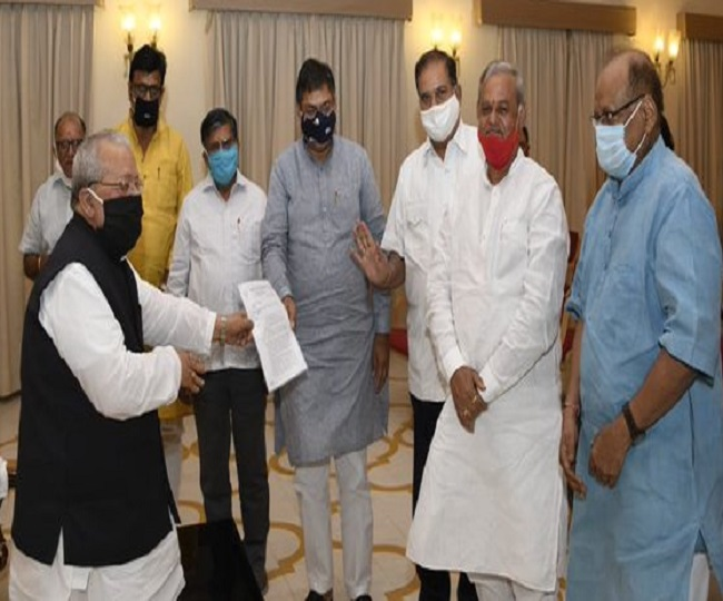 Rajasthan Crisis: BJP demands Gehlot's resignation over 'gherao' threat; Congress to hold 'Speak Up for Democracy' campaign