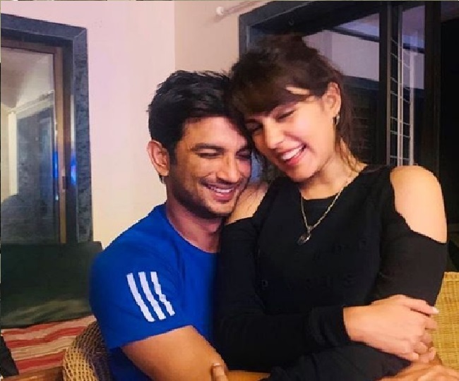 Two booked for threatening Rhea Chakraborty over Sushant Singh Rajput's death