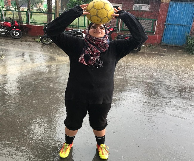 'Kashmir football academia', 20-year-old Suhaira Ashraf opens her own football academy