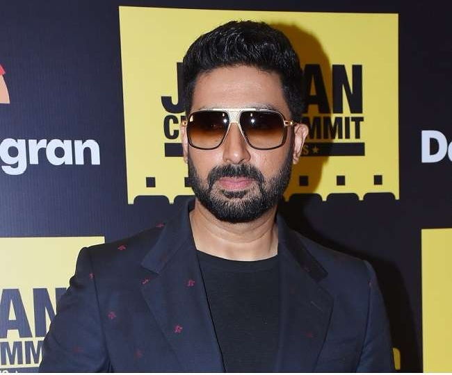 Abhishek Bachchan says he has tested positive for coronavirus, urges fans not to panic