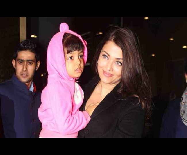 Aishwarya Rai Bachchan, daughter Aaradhya admitted to Nanavati hospital in Mumbai