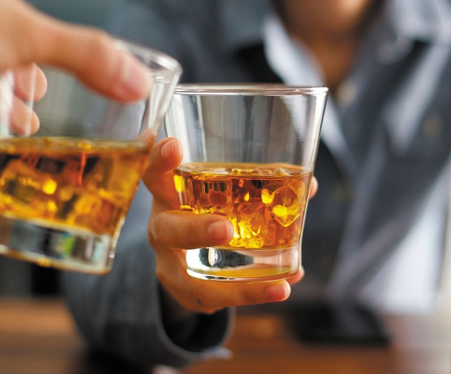 Moderate alcohol consumption may be good for brain's cognitive function: Study