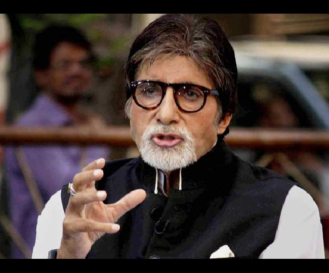 Amitabh Bachchan and Abhishek Bacchhan test COVID-19 positive, hospitalised; Twitter wishes for speedy recovery