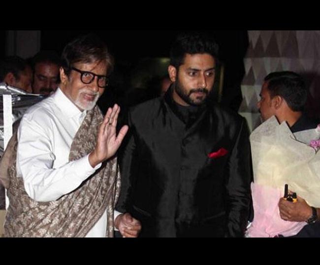 Amitabh Bachchan and Abhishek Bachchan test COVID-19 positive, admitted to Mumbai's Nanavati Hospital