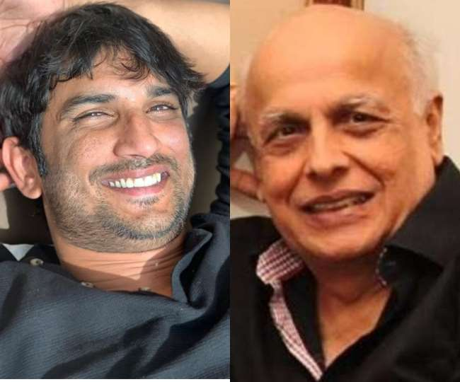Filmmaker Mahesh Bhatt records statement in Sushant Singh Rajput death probe