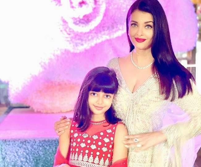 Aishwarya Rai, daughter Aaradhya mark positive, Jaya ...