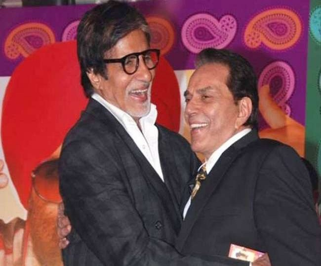 'He'll be fit and fine soon': Dharmendra wishes speedy recovery to 'courageous younger brother' Amitabh Bachchan