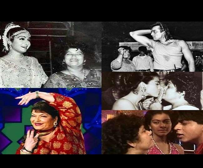 Saroj Khan no more | 'She made dance look easy': Amitabh Bachchan ...