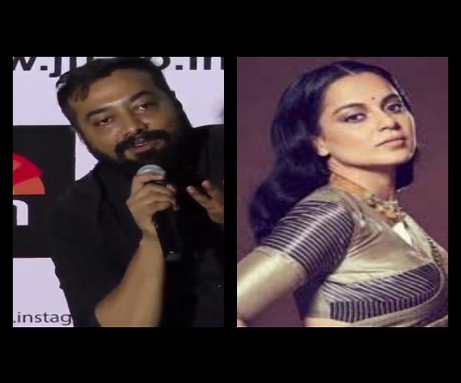'I don't know this new Kangana': Anurag Kashyap on Kangana Ranaut's 'explosive' old interview