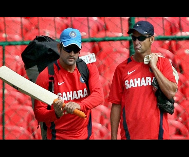 When Dhoni kept up the Guru-Shishya tradition by cancelling a team event for Gary Kirsten
