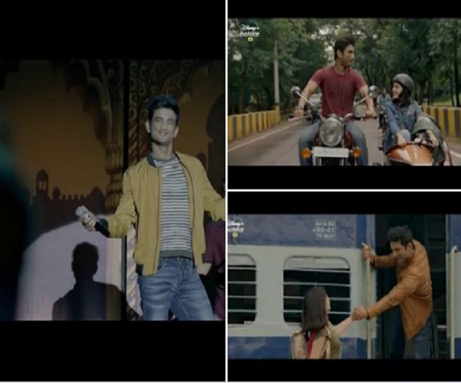 Dil Bechara trailer: Sushant's last screen appearance leaves fans teary-eyed, celebs praise late actor; see reactions