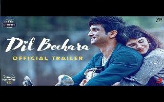 Dil Bechara trailer: Sushant Singh Rajput will make you cry and smile at the same time in his last movie