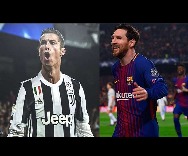 Greatest of All Time: Messi's 700th career-goal, Ronaldo's long-range rocket ignites GOAT debate again | Watch