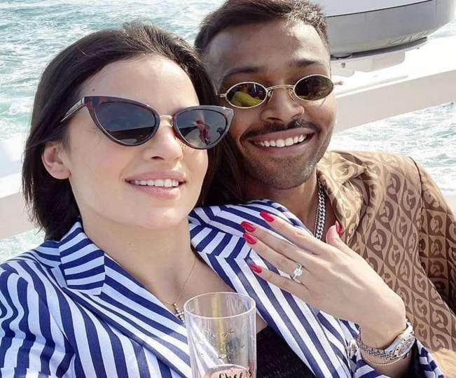 First Pic! Hardik Pandya, Natasa Stankovic become proud parents to a baby boy