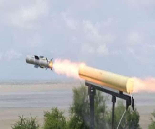 India's anti-tank guided missile Dhruvastra successfully test-fired in Odisha: 8 key features