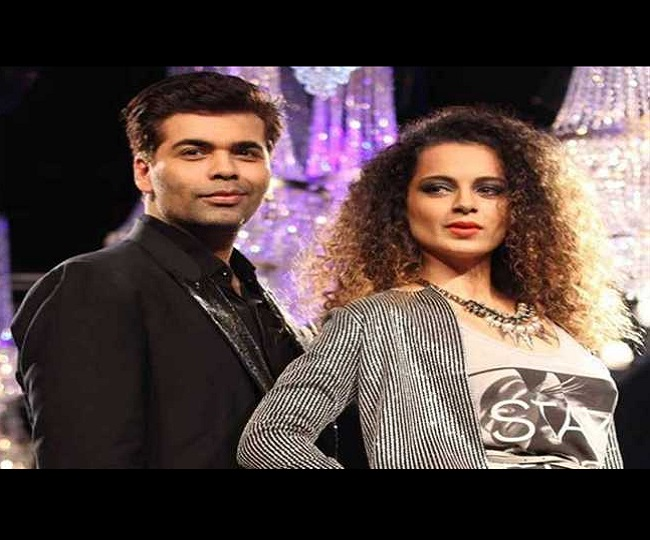'Done with you playing the victim card': When Karan Johar asked Kangana Ranaut to 'leave the industry'