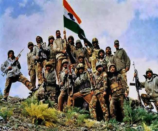 Kargil Vijay Diwas 2020: India pays tributes to her martyrs who laid down their lives to protect the motherland