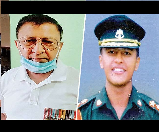 Kargil Vijay Diwas 2020: When a father-son duo fought together against Pakistan in 1999