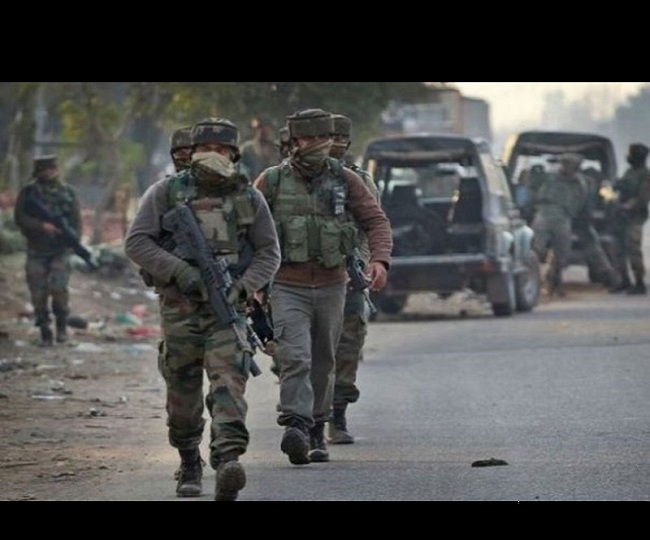 1 CRPF personnel, one civilian dead, 3 others injured as terrorists open fire on patrolling party in J-K's Sopore