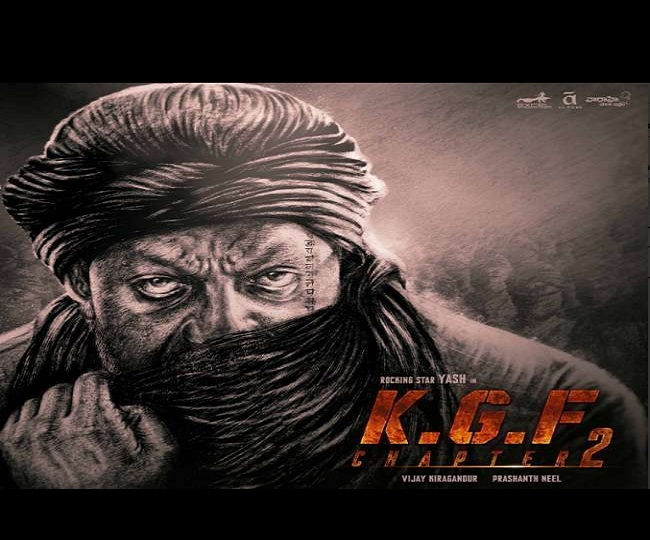 KGF 2: Sanjay Dutt's first look as 'Adheera' is intriguing and intense. See Post