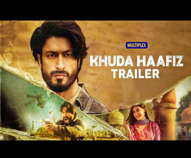 Khuda Haafiz Trailer: Vidyut Jammwal's journey to find missing wife is as intriguing as it gets | Watch