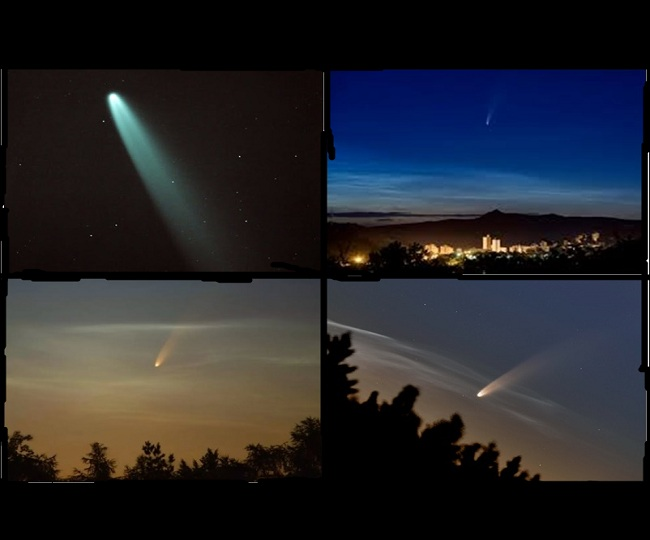 Neowise Comet July 23 Location: Where you should look to witness the rare phenomenon