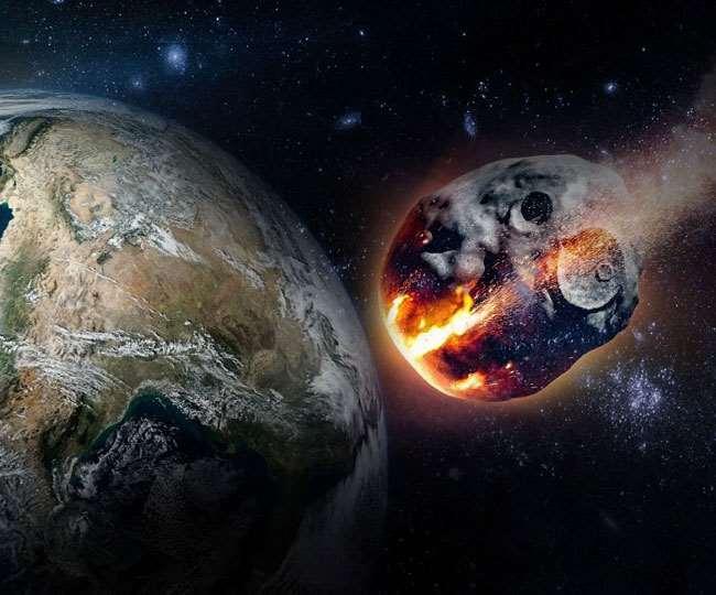 Hazardous asteroid' bigger than the London Eye approaching Earth ...