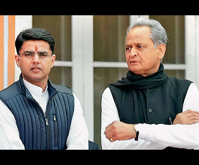 Day after SC win, Pilot camp gets 4-day breather from HC; Ashok Gehlot seeks Assembly session for floor test