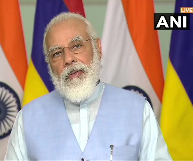 India's development cooperation does not come with 'any conditions': PM Modi inaugurates new Mauritius Supreme Court building