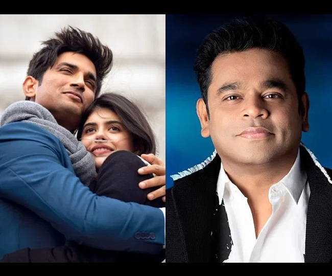 'In the loving memory of Sushant Singh Rajput': AR Rahman uploads tear-jerking musical tribute for SSR | Watch