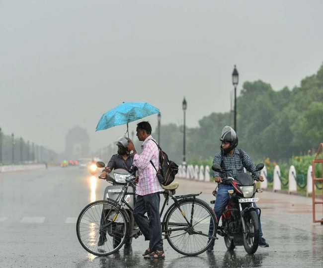 IMD warns of heavy rainfall in Delhi-NCR on July 29, 30, severe water logging, traffic jams expected