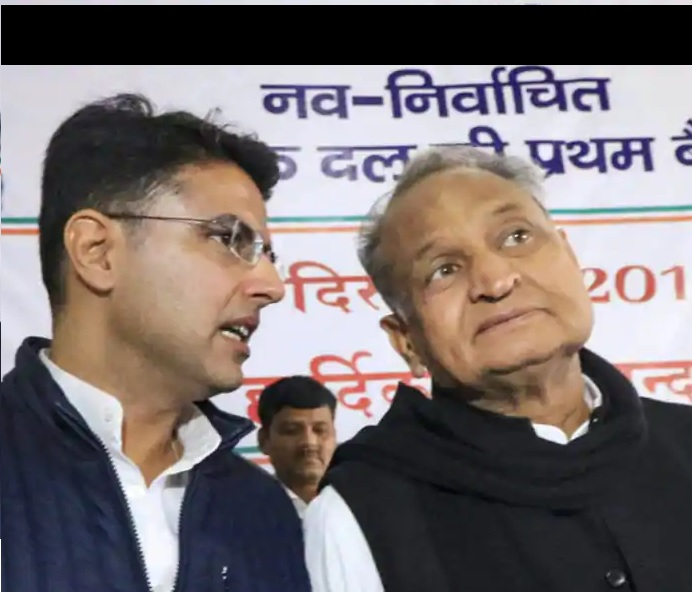 Gehlot Govt saves the day, MLAs taken to hotel, Congress resolution targets 'anti-party elements'; Pilot refuses to budge