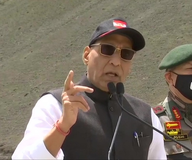 Ladakh Standoff | Talks to resolve border disputes underway but 'can't guarantee anything': Rajnath Singh
