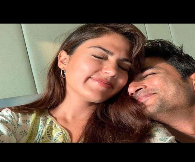 I'm Sushant Singh Rajput's girlfriend: Rhea Chakraborty urges Amit Shah to initiate CBI probe in actor's 'sudden demise'