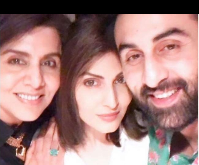 'Stop spreading rumours': Riddhima Kapoor rubbishes report claiming his brother Ranbir, mother Neetu and Karan Johar tested COVID-19 positive