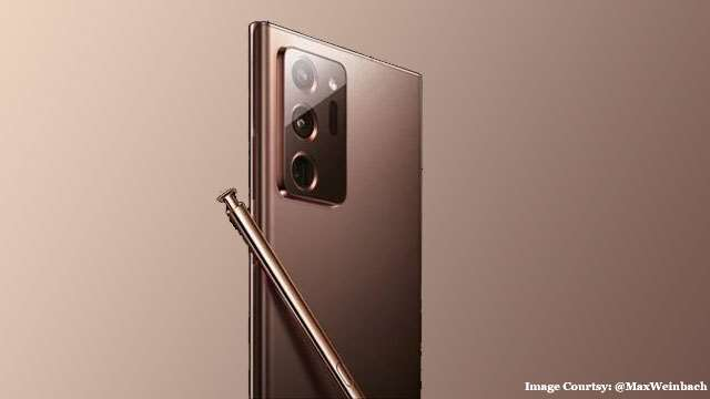 Samsung Galaxy Note 20 series India launch confirmed for August 5