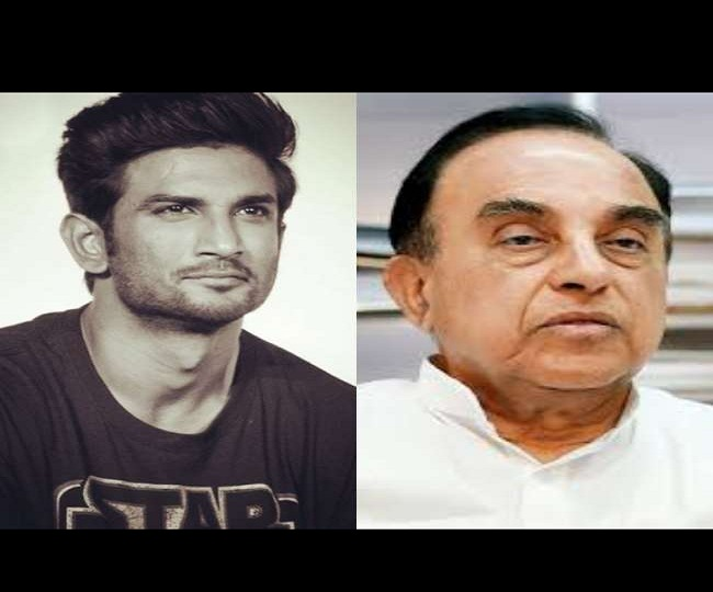 Sushant Singh Rajput Death Case: BJP MP Subramanian Swamy writes to PM Modi demanding CBI inquiry into the matter