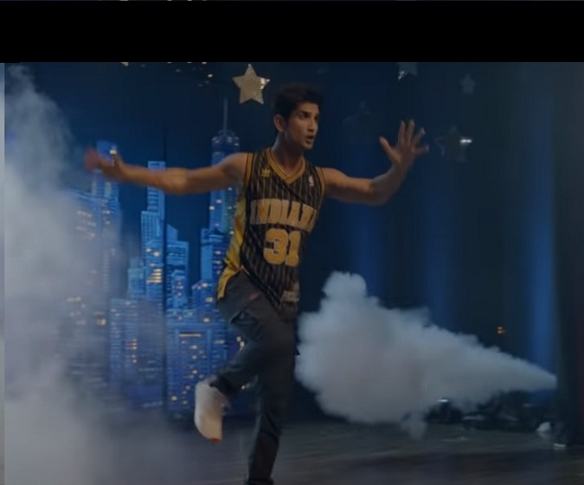 Dil Bechara title track released: Sushant Singh Rajput celebrates the friend zone in a single shot song
