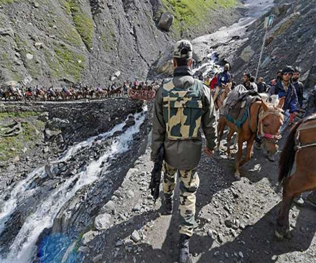 Terrorist planning to target Amarnath Yatra but forces ready with all 'systems and resources' to foil any attack: Army