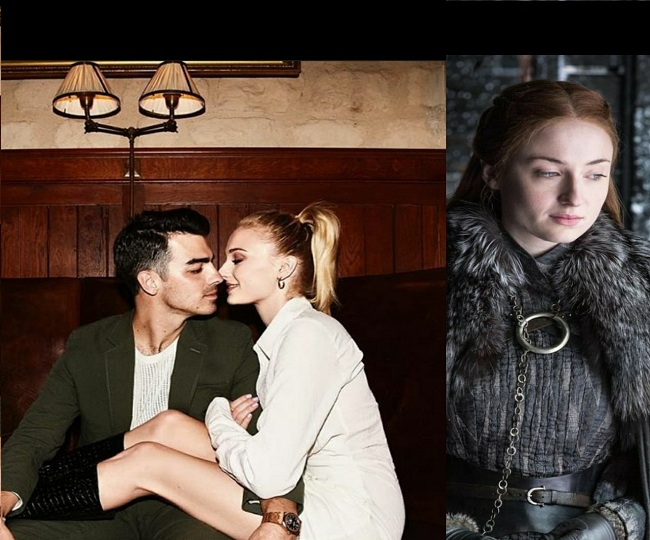 'Heir to Winterfell': GoT meme-fest sparks on Twitter as Sophie Turner-Joe Jonas become parents to a daughter