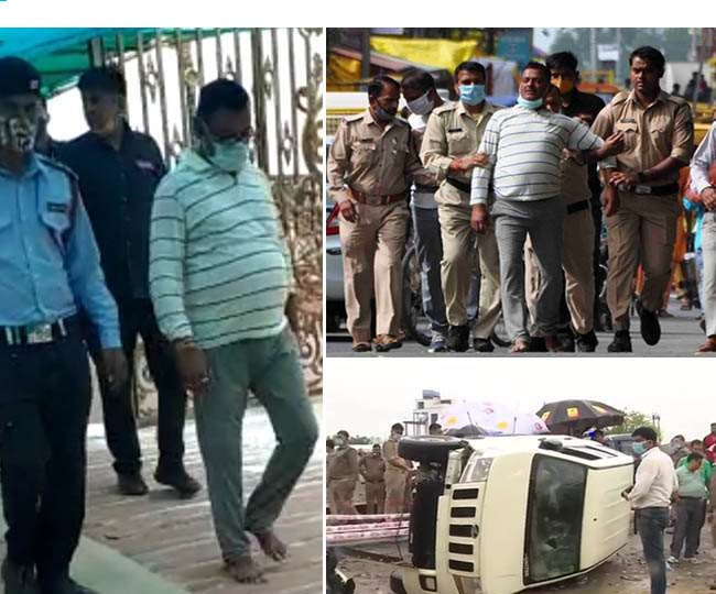 'Vikas Dubey encounter pic', 'Vikas Dubey wife images': What Indians Googled on the day he was killed