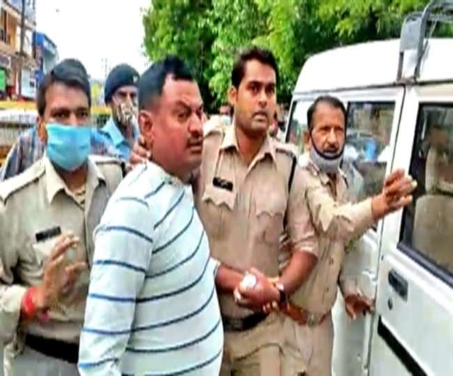 Vikas Dubey, accused of killing 8 policemen, gunned down while trying to escape after accident | How events unfolded