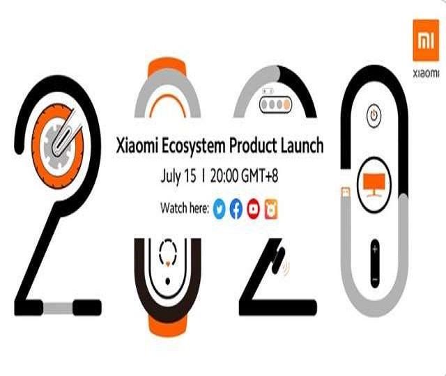 Xiaomi Mi TV Stick, Mi Smart Band 5 and Mi Scooter global launch on July 15