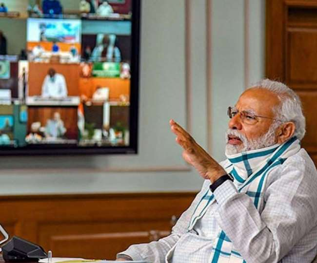 PM Modi holds talks with CMs, says 'timely decisions helped in containing COVID-19 in India'
