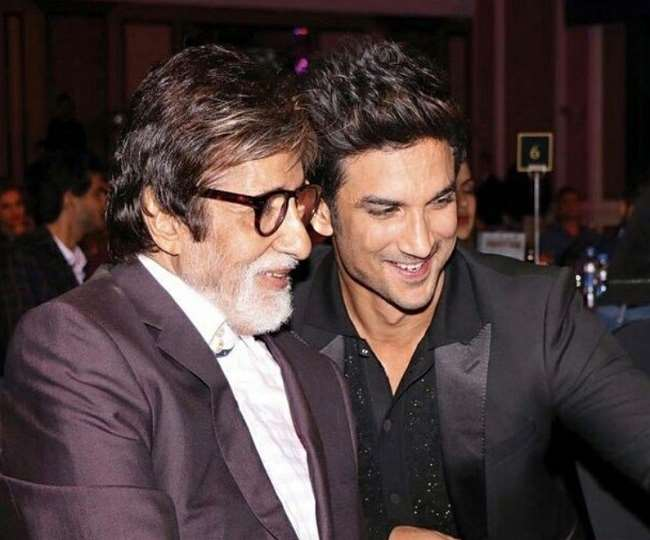 'Why do you end your life?': Amitabh Bachchan remembers Sushant Singh Rajput with a heart-rending post