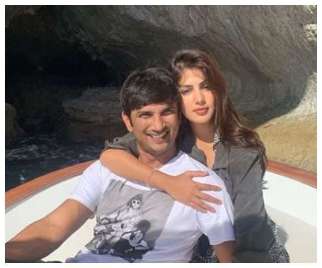 Sushant Singh Rajput's Demise: Case filed against Rhea Chakraborty in Bihar court for abetment of suicide